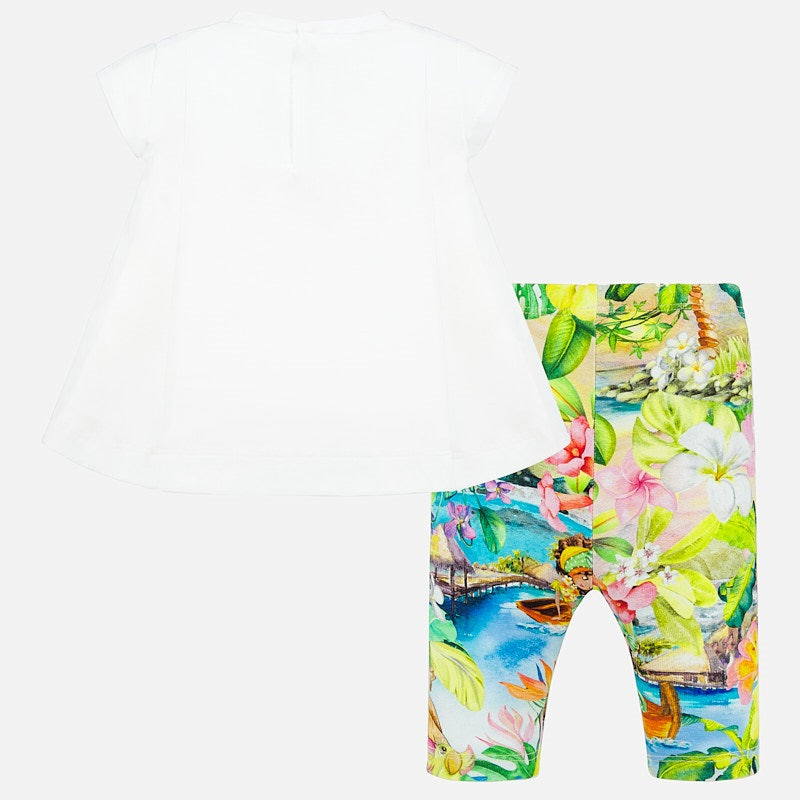 Tropical Piña Swing Top & Shorts