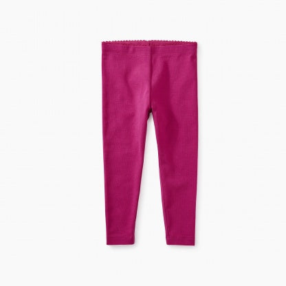 Bouquet Pink Solid Leggings