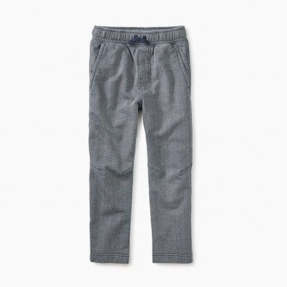 Heritage Herringbone Pattern Trek Pants