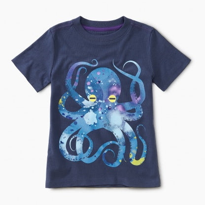 Pop Octopus Graphic Tee