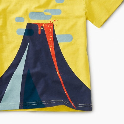 Lava Flow Graphic Tee