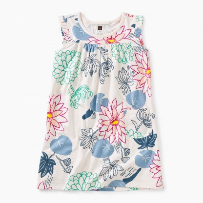 Lilypad Floral Mighty Mini Dress
