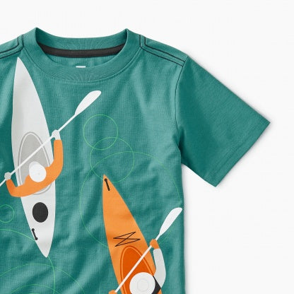 Kayak Graphic Tee