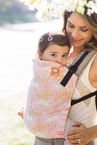 unicorn tula carrier pink