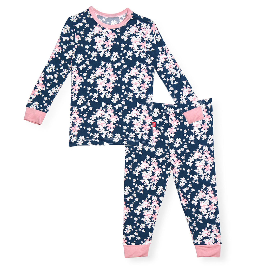 Aberdeen Modal Magnetic Toddler Pajama Set