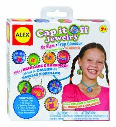 Cap it Off Jewelry Craft Kit