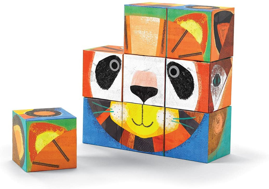 LOCAL PICK-UP ONLY Make-A-Face - Puzzle Blocks