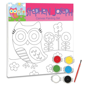 Canvas Painting Set