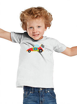 Birthday Race Car Onesie or Shirt by Love, Linda Inc.