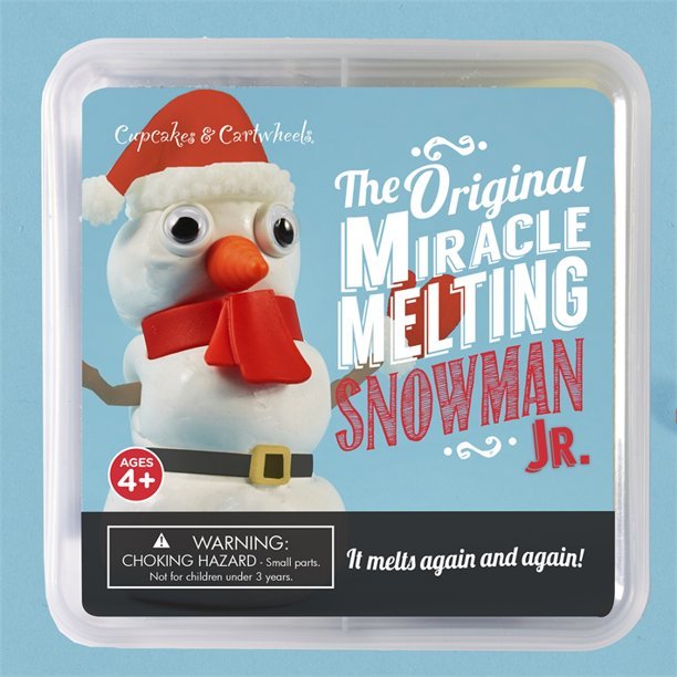 The Original Miracle Melting Snowman Junior