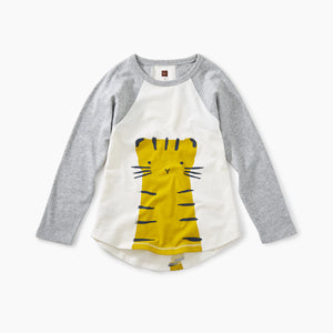 Cat Graphic Tee