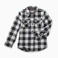 Checkered Double Weave Shirt