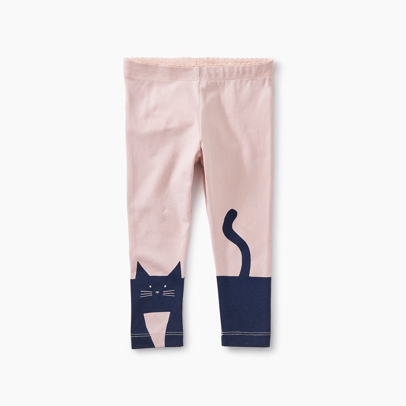 Curious Cat Baby Leggings