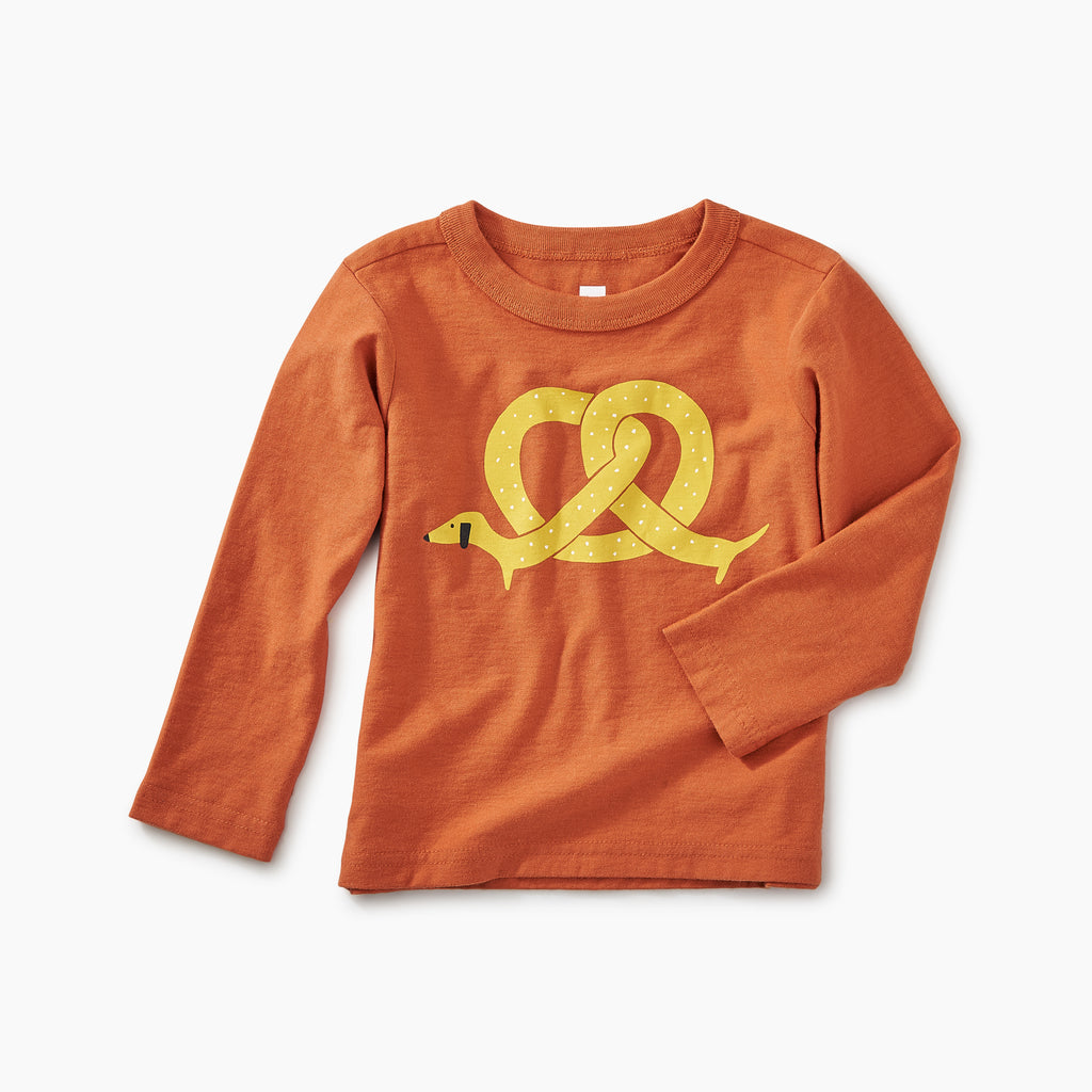 Pretzel Dog Graphic Tee