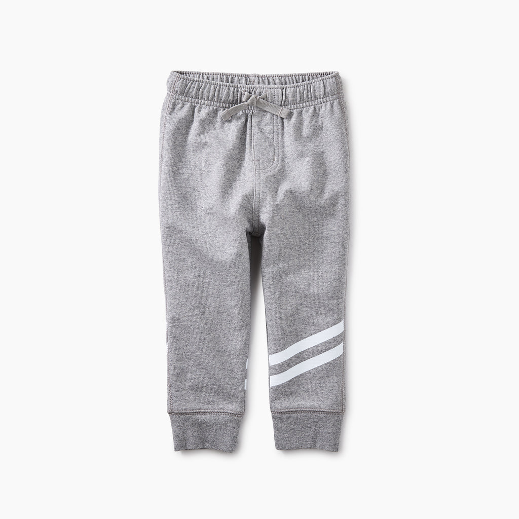 Sporty Stripe Baby Jogger Pants