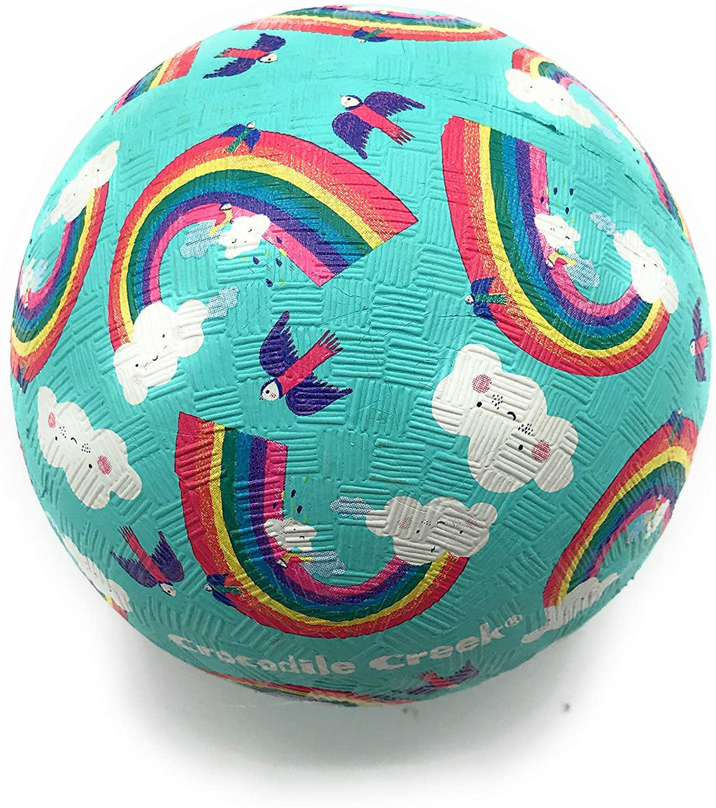 LOCAL PICK-UP ONLY - Rainbow Dreams - Playground Ball