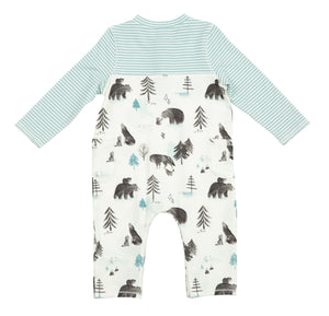 Mama and Cubs Bamboo Romper