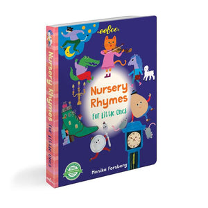Nursery Rhymes for Little Ones - Board Book