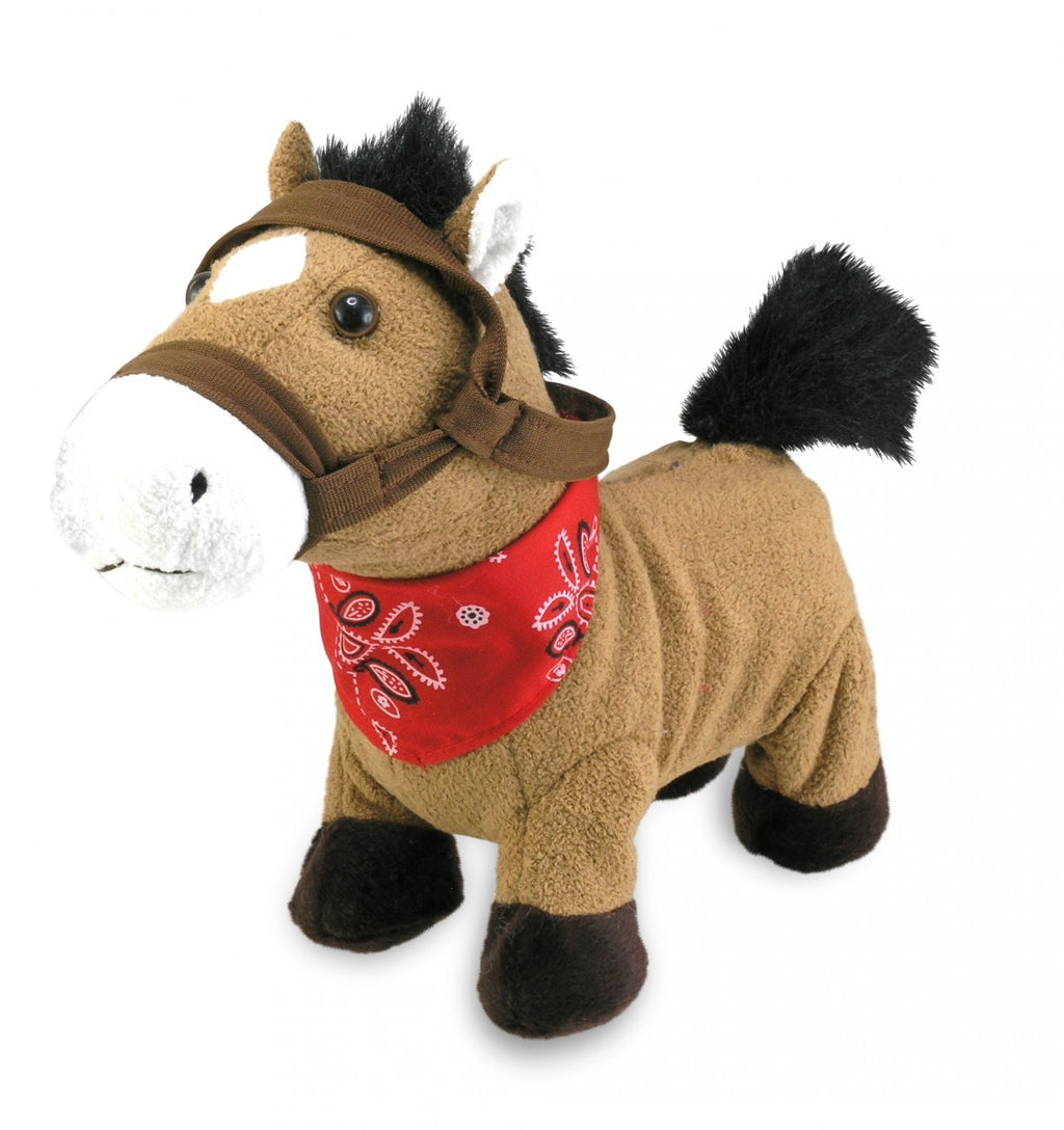 Gallup the Animated Horse