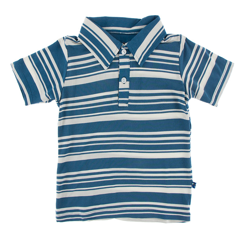 Polo - Fishing Stripe