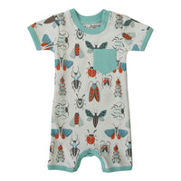 Creepy Crawlers Romper