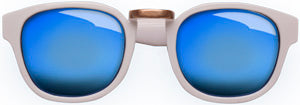 """Chase"" Toddler Hipster Sunglasses"