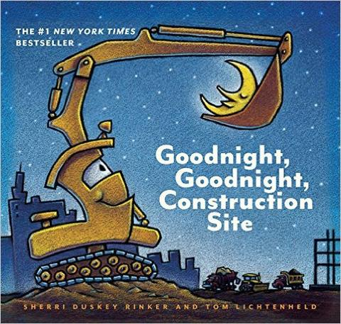 Goodnight, Goodnight Construction Site Book