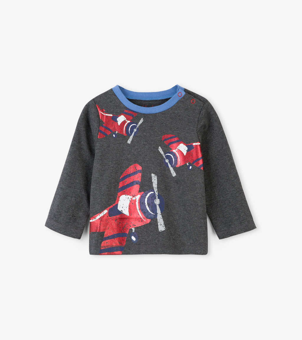 Toy Planes Long Sleeve Shirt