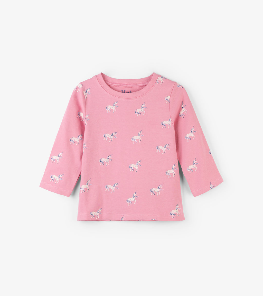 Desert Rose Unicorns Long Sleeve Shirt