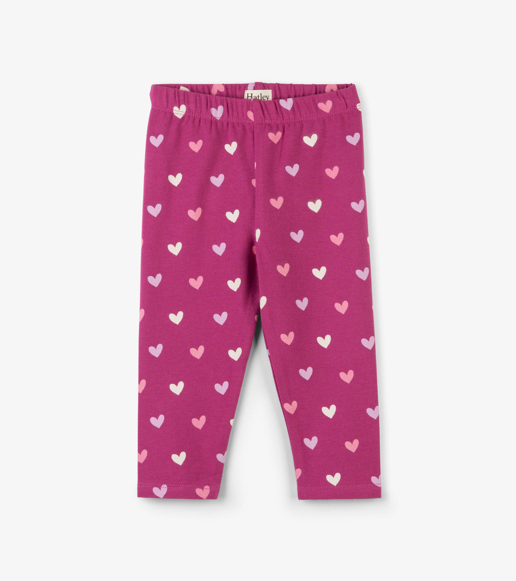 Multi Hearts Leggings