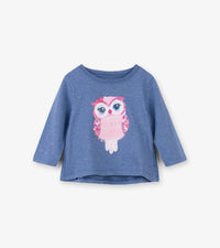 Adorable Owl Long Sleeve Shirt