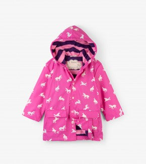 Color Changing Raincoats by Hatley