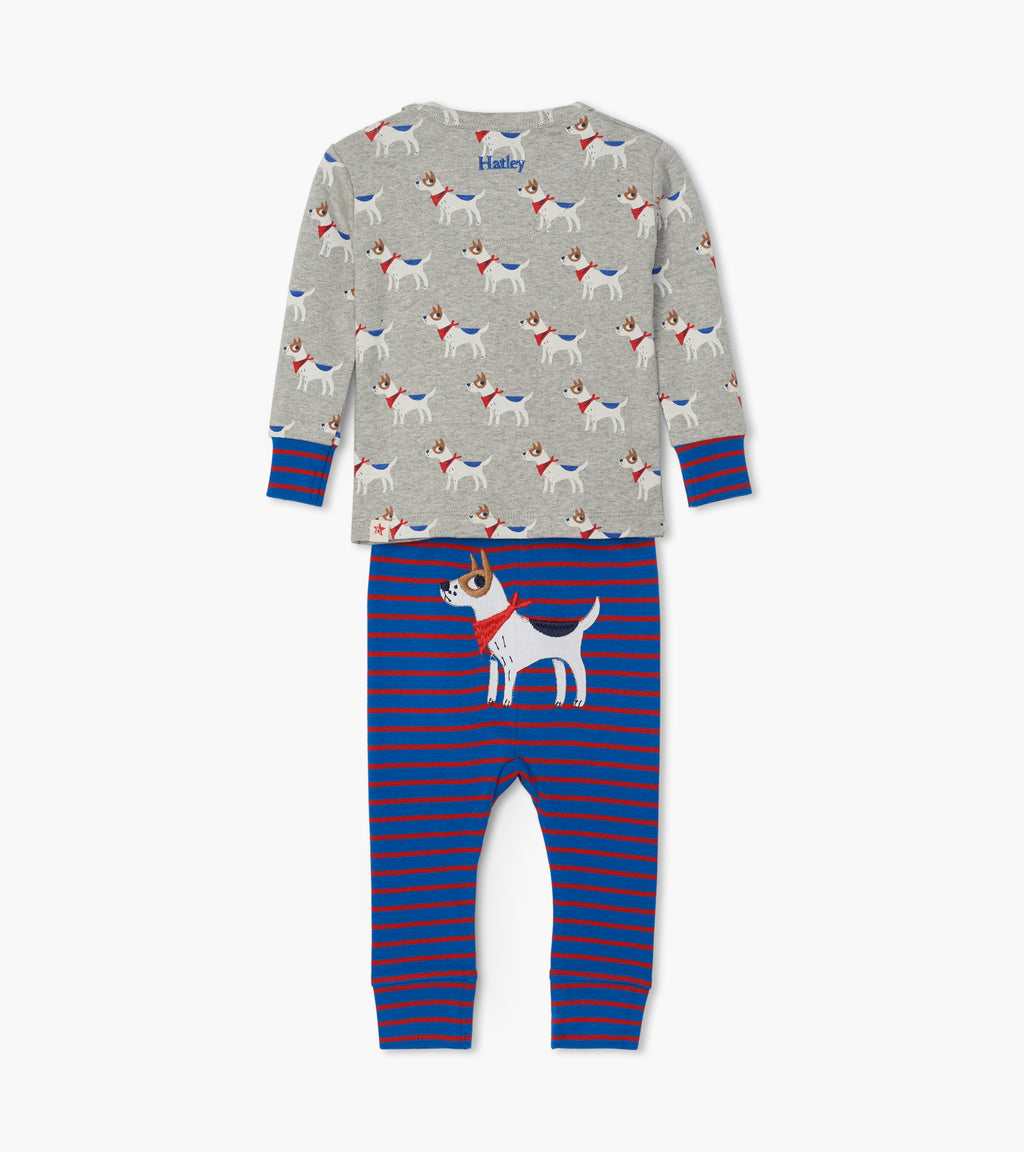 Cute Pups Organic PJs