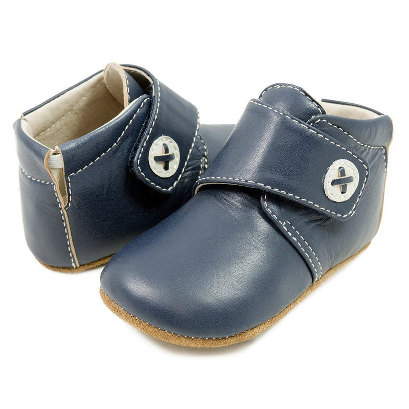 Benny Bootie Baby Girl/Boy Leather Shoe