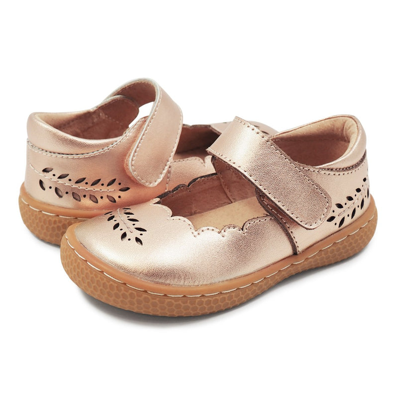 Juniper Mary Jane Toddler/Kids Girls Leather Shoe