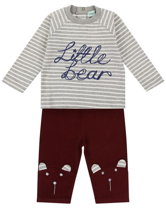 Little Bear Character Knee Set