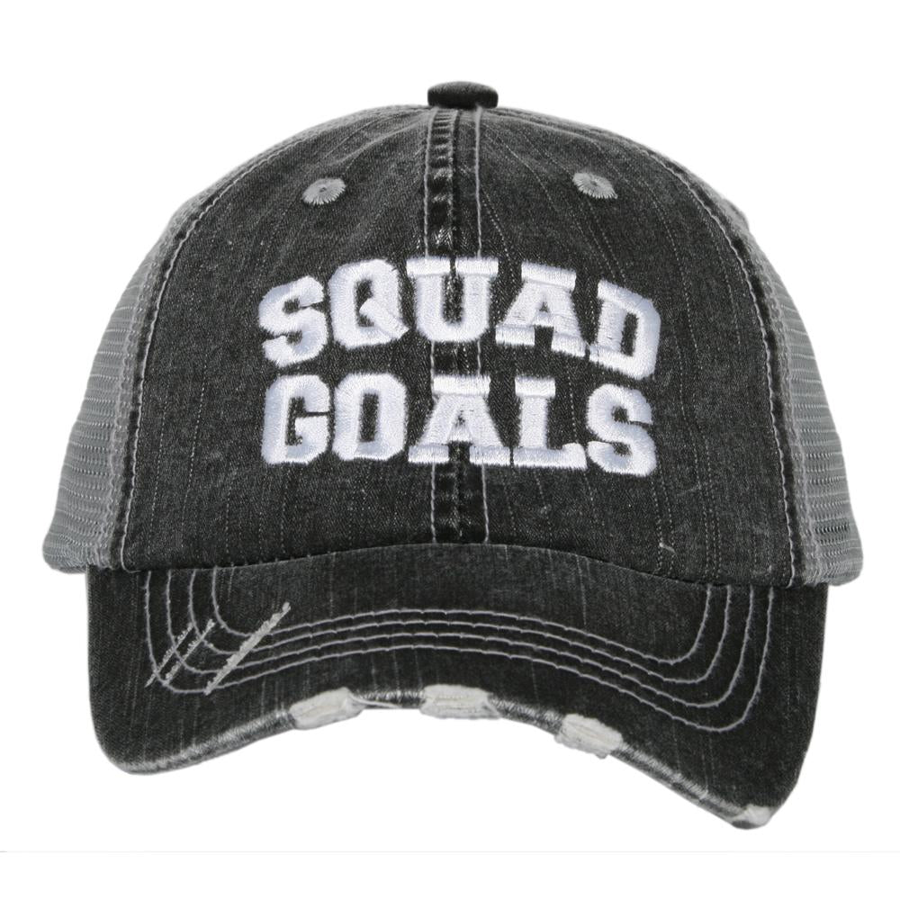 Squad Goals Kids Hat