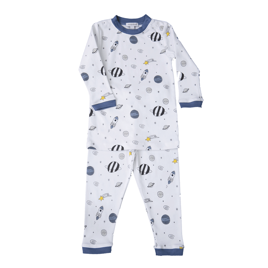Blue Universe Two Piece PJs