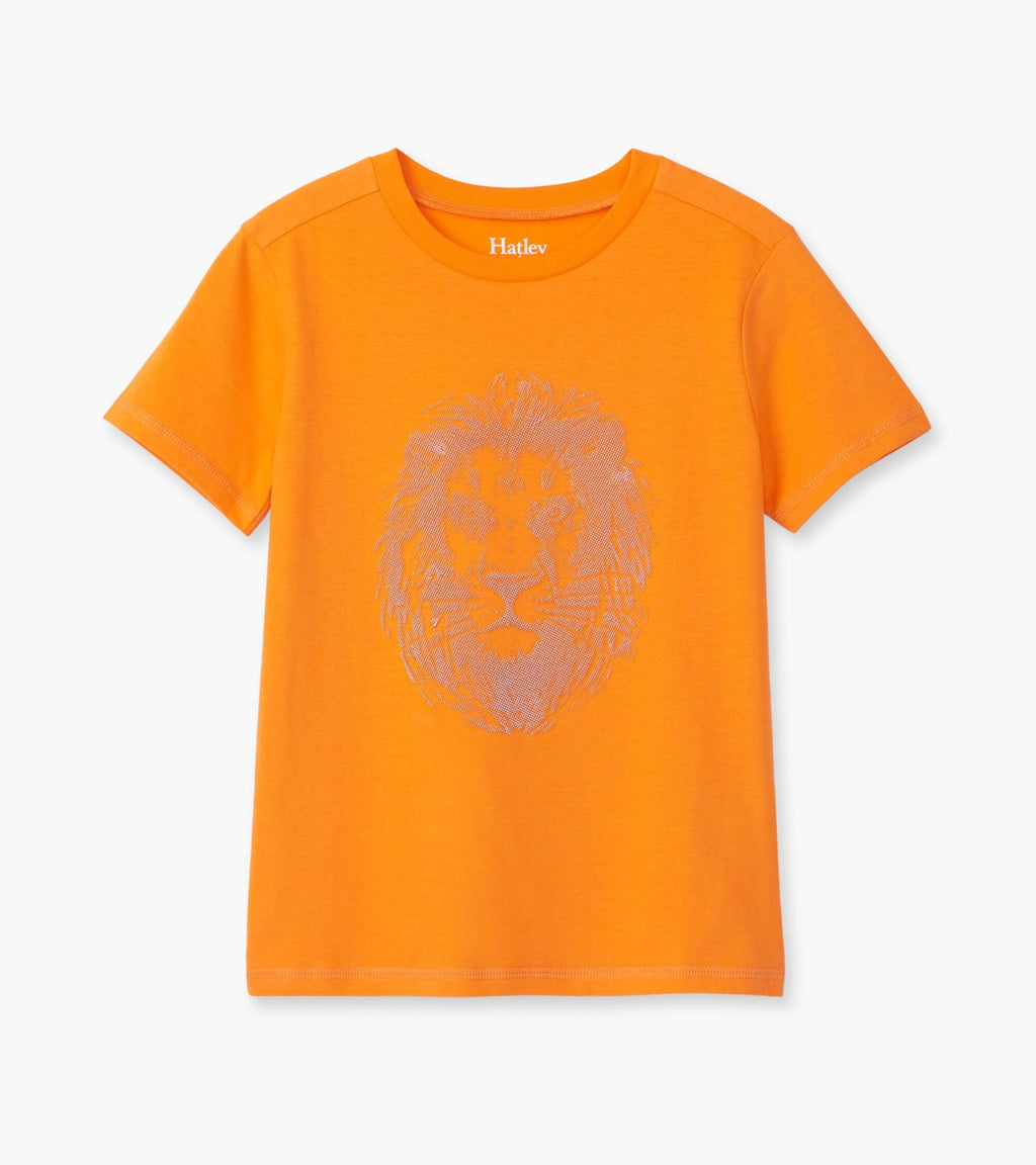 Majestic Lion Graphic Tee