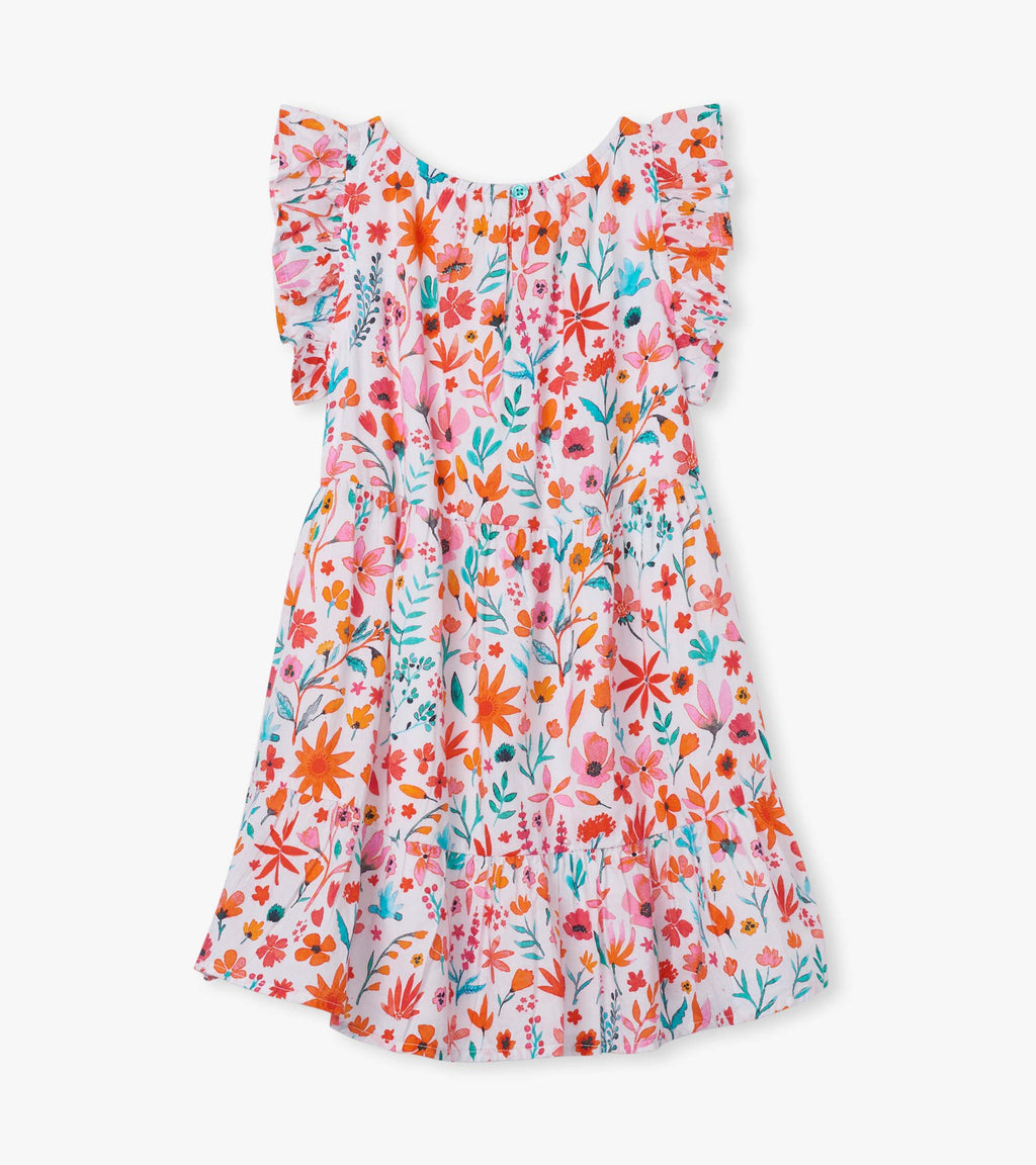 Summer Blooms Cake Dress