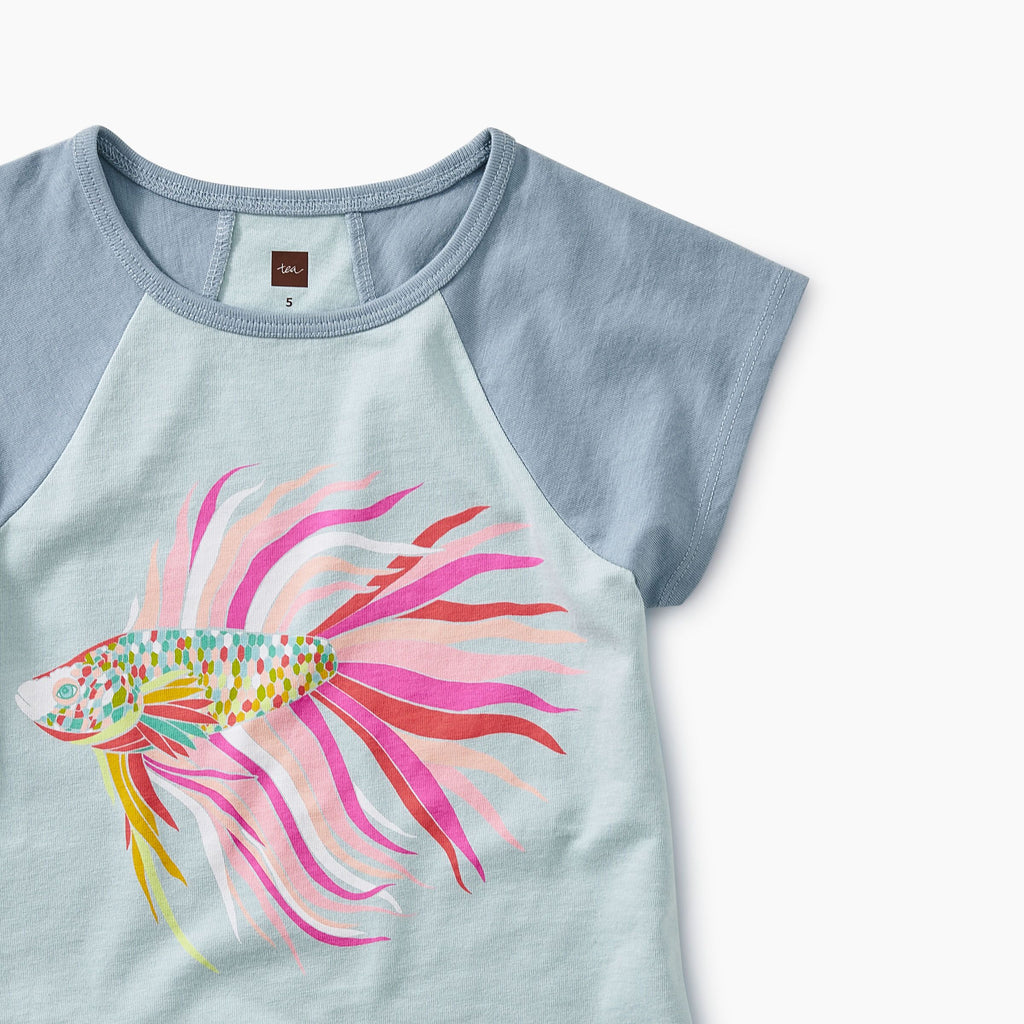 Thailan Beta Fish Tunic