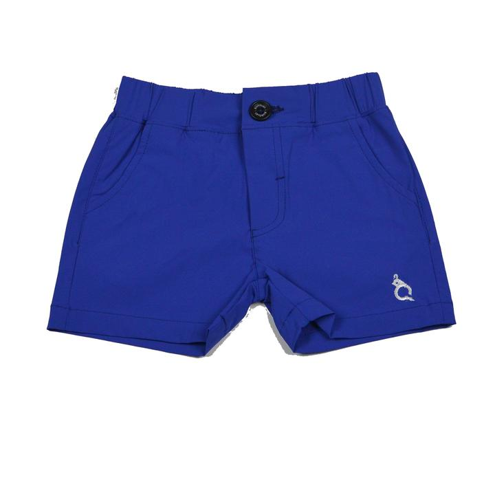 BlueQuail Blue Shorts