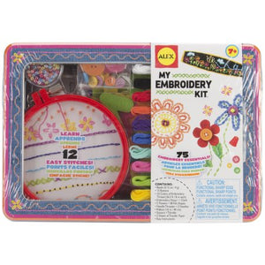 My Embroidery Kit Activity Set