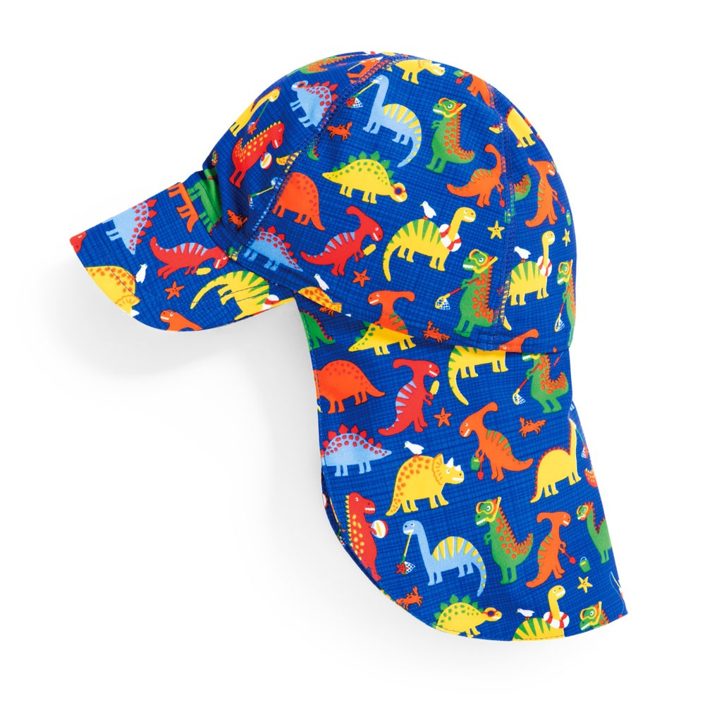 Bright Dinosaur Sun Protection Hat