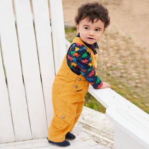 Dinosaur Polo-Shirt Bodysuit