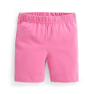 Fuchsia Bike Shorts