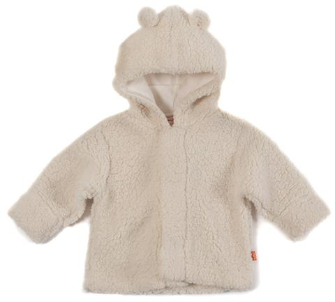 Magnetic Bears Fleece Hooded Jacket