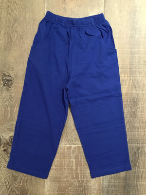 Jersey Pocket Pants by Luigi