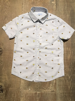 Explorer Short Sleeve Dress Shirt