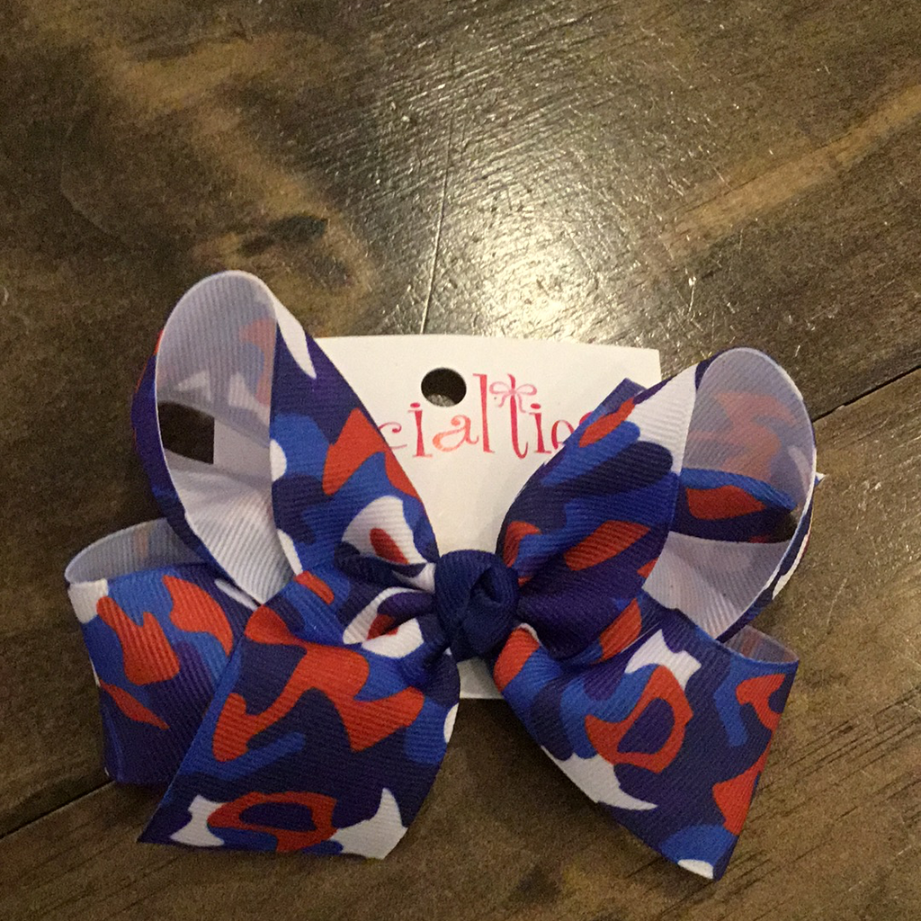 Medium bow - 4th July Camo